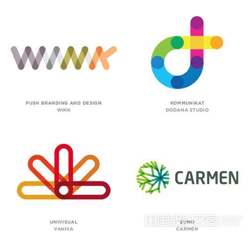 l<em></em>inks logo设计趋势